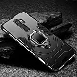 KABIOU Funda de teléfono a prueba de golpes para Redmi 9A 9C Note 8 Pro 9S 8 8A 7 7A 8T K20 Back Phone Cover para Xiaomi Mi 9T A2 A3 Mi 9 SE mi 9 lite, negro, para Note 9 Pro Max