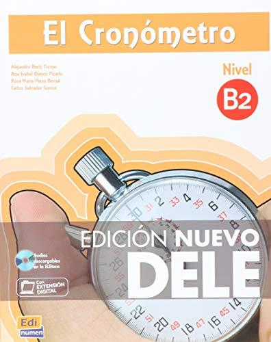 Nuevo Cronometro B2 [Lingua spagnola]: Nuevo Dele Book + MP3-CD