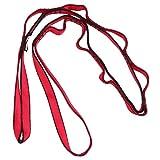 freneci 23KN 110cm équipement d'alpinisme de Sangle de Sangle de Corde de Fronde d'escalade de Roche