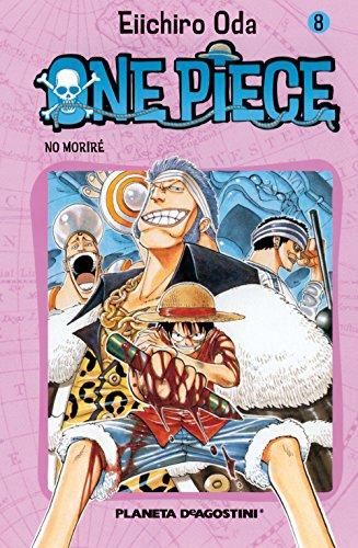 One Piece nº 08: No moriré (Manga Shonen)