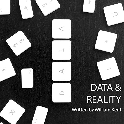 Data and Reality audiobook cover art