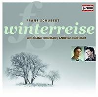 Schubert: Winterreise Op 89 D 911 by Holzmair (2013-03-26)