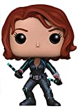 Avengers Black Widow Unisex-Adultos Funko Pop...