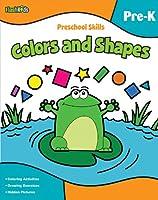 Colors and Shapes Preschool Skills (Flash Kids Preschool Skills)