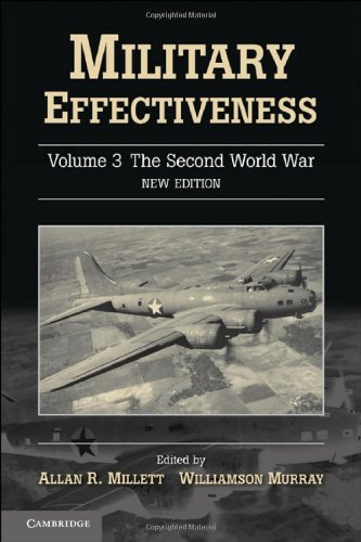 Download Military Effectiveness (Military Effectiveness (Hardcover)) 0521425913