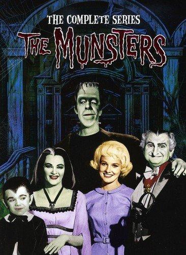 MUNSTERS CS DVD FF