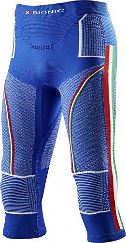 X-Bionic Energy Accumulator® EVO Patriot Edition I020323 pantalone pinocchietto-Blu-XXL