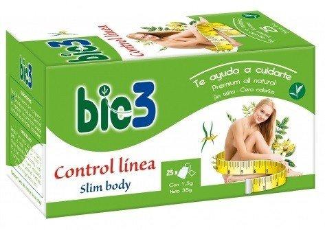 BIE3 CONTROL LINEA INFUSION 25 SOBRES