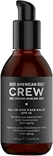 American Crew All-in-One Face Balm, 5.7 Ounce