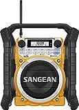 Baustellenradio - Sangean U4