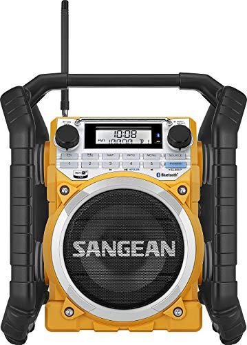 Sangean U4 Radiorekorder ( MP3 Wiedergabe )