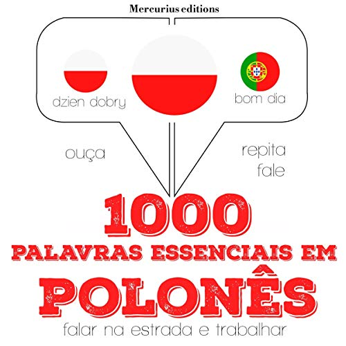 1000 palavras essenciais em polonês cover art
