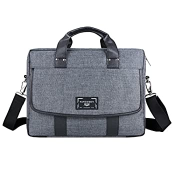 Vangoddy Chrono Grey Universal Tote Messenger Bag for Acer Aspire Chromebook Chromebook Spin Nitro Swift Aspire Predator Triton 13.3 14 Tablet Laptop