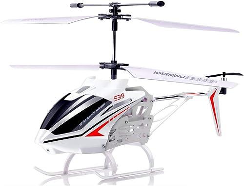 presentando toda la última moda de la calle MapleES Control Remoto Drone, helicóptero RC S39 helicóptero de de de Control Remoto, Modelo de aviación de aleación de Aviones no tripulados de Juguete para Niños,blanco  precios ultra bajos