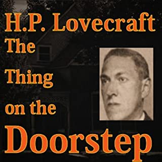 The Thing on the Doorstep cover art