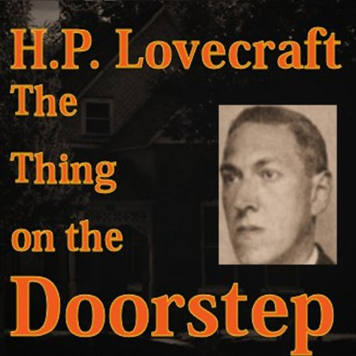 The Thing on the Doorstep audiobook cover art