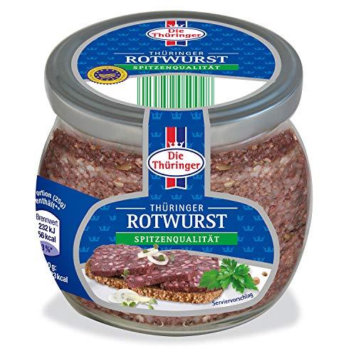 Thüringer Rotwurst im Glas 300g