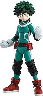 Ruoruo My Hero Academia Midoriya Izuku Deku Action Figure Nendoroid: Hero`s Edition