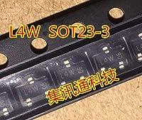 100pcs/lot BAT54 L4W 0.2A/30V TAW SOT23 Car computer In Stock