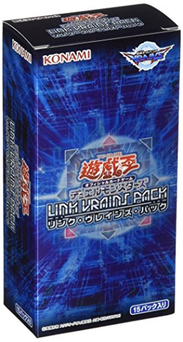 遊戯王 デュエルモンスターズ LINK VRAINS PACK [BOX]