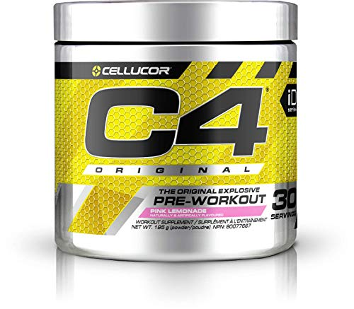 CELLUCOR C4 Original Pink Lemonade 30 Serving Supplements