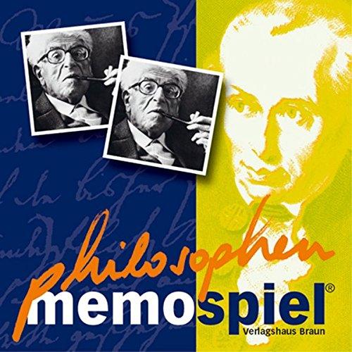 Philosophen MemoSpiel