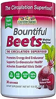 Best bountiful beets powder Reviews