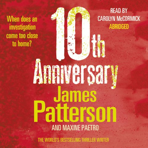 10th Anniversary audiobook cover art