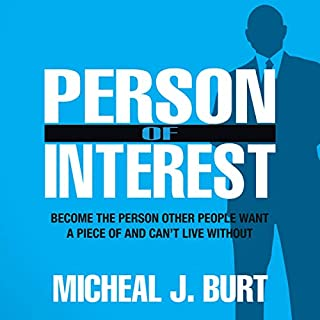 Person of Interest audiobook cover art