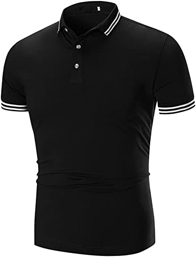 Camiseta para Hombre, Camisas Hombre Camisas de Moda de Verano para Hombres Camiseta de Manga Corta Deportivas Casual Tops Blusa