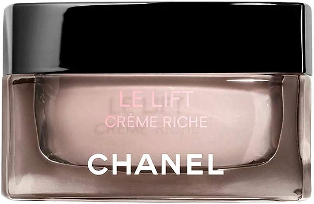 Chanel le lift crème riche, crema levigante e rassodante per donna, 50 ml 820-141790