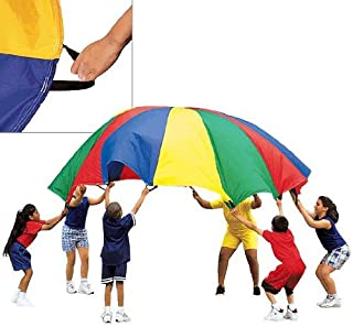Coast Athletic 6' Gym Kids Parachute | Kids Play Parachute