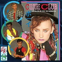 Colour by Numbers/Vinyle Noir Audiophile 180gr