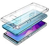 Samsung Galaxy S10E Lite Case Clear 9H Tempered...