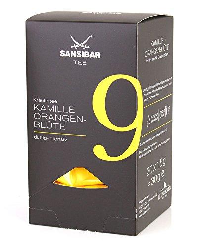Sansibar Tee Nr. 9 Kamille Orangenblüte