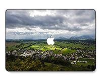 FULY-CASE プラスチックウルトラスリムライトハードシェルケース対応のある最新のMacBook Air 13インチRetinaディスプレイタッチID A2337/A2179 (カラフルシリーズ C 0590)