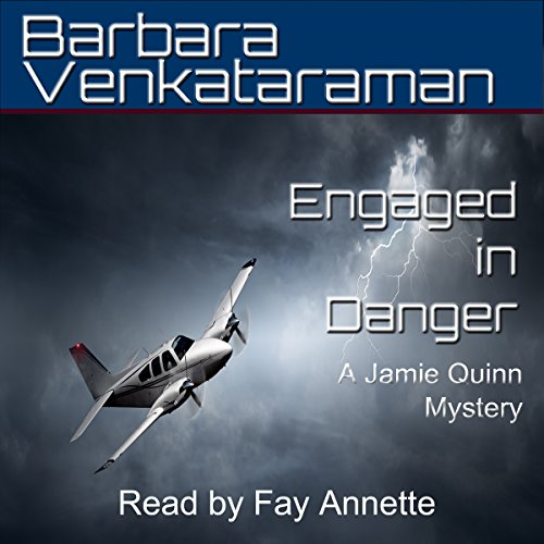Engaged in Danger audiobook cover art