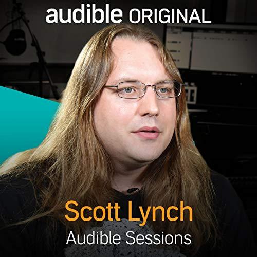 Scott Lynch cover art