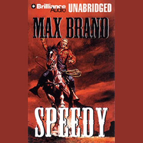 Speedy audiobook cover art