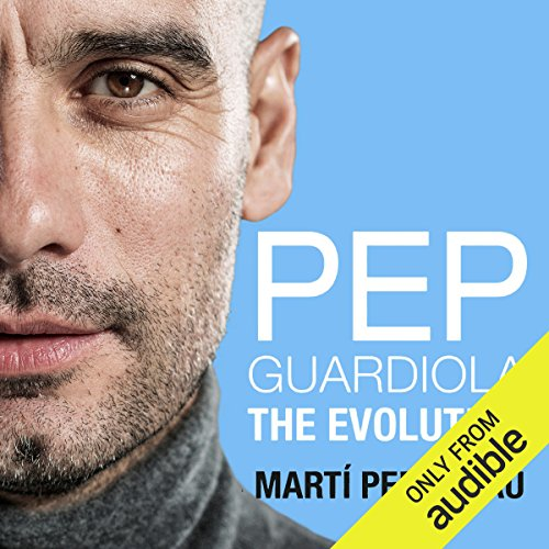 Pep Guardiola cover art