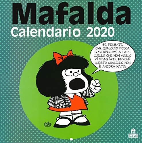 Mafalda. Calendario da parete 2020