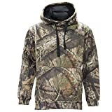 Staghorn Mens Polyester Camo Hoodie, Mossy Oak Breakup Country, Large