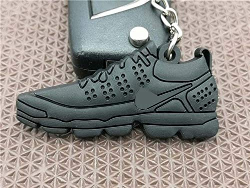 VYZSD Cute Mini Silicone Shoes Keychain Woman Bag Charm Men...