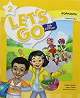 Let's Go: Level 2: Workbook with Online Practice