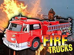 Image: Lots and Lots of Fire Trucks DVD