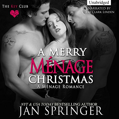 A Merry Menage Christmas Titelbild