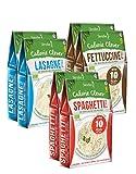 Shirataki Slendier pâtes de konjac biologique - paque d´essai france 6 x 250 g