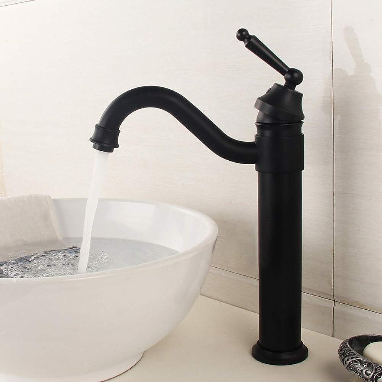JONTON Kupfer Bad Wasserhahn heien und kalten Becken Wasserhahn gesetzt Erhhung Mund Wasserhahn Wasser Spülbecken Wasserhahn