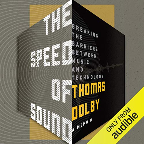Speed of Sound audiobook cover art