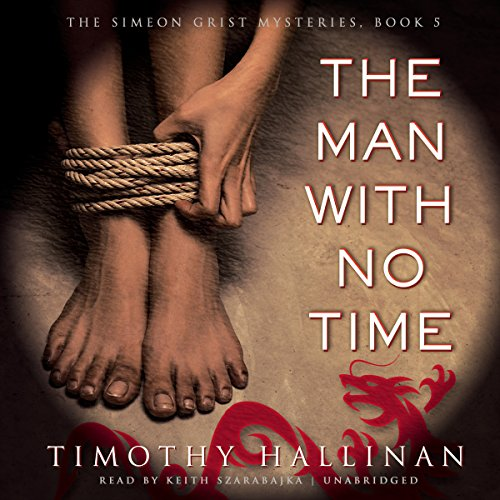 The Man with No Time copertina